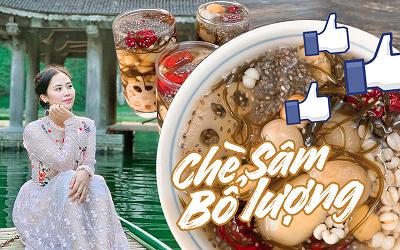 Cứ nắng nóng lại nấu chè sâm bổ lượng, đây là cách Hot Facebooker Tô Hưng Giang giúp cả nhà giải nhiệt ngày hè
