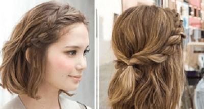 Các kiểu tết tóc đẹp đơn giản dễ thực hiện nhất năm 2019
