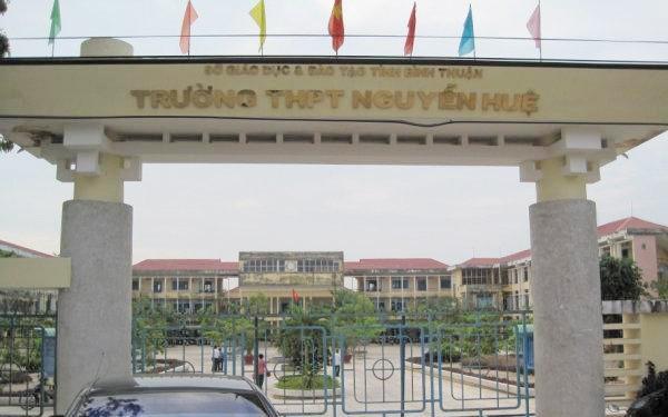 Cô giáo bị tố vào khách sạn với nam sinh gửi đơn kêu cứu tới Chủ tịch UBND tỉnh Bình Thuận