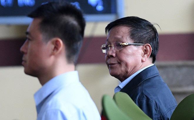 Ngày 5/3, xét xử phúc thẩm vụ đánh bạc nghìn tỷ liên quan đến cựu tướng Phan Văn Vĩnh