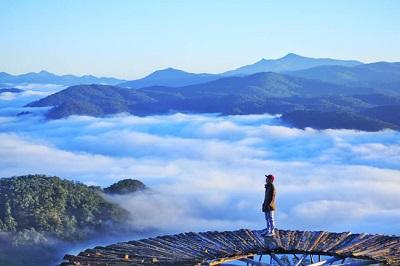 Cầu gỗ săn mây nổi tiếng ở Đà Lạt cấm khách tham quan nhiều lần: Lý do vì đâu nên nỗi?