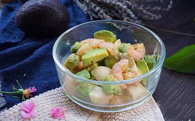 Nóng quá ăn cơm không nổi thì làm salad ăn cho mát các mẹ ơi!