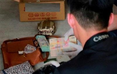 """Tin tức 24h: Tiết lộ bất ngờ về số tiền """"khủng"""" trong ôtô vụ 2 thi thể đổ bê tông"""