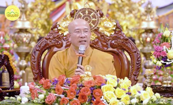 Trụ trì chùa Ba Vàng: